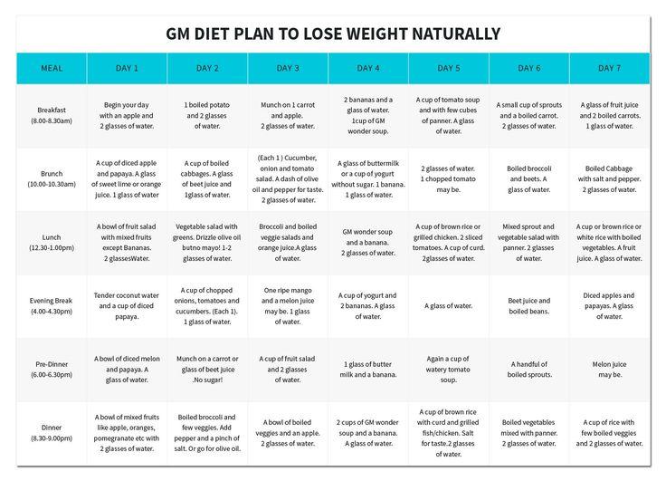 Best 25 Gm Diet Ideas On Pinterest Gm Diet Plans 3