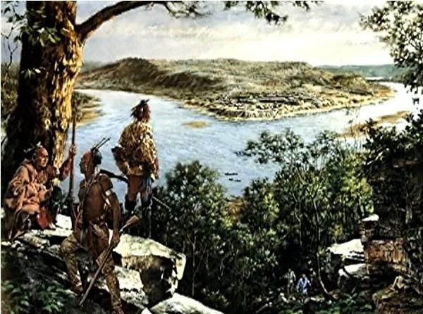 Indians surround Fort Pitt - May, 1763 The only hope for rescue was a relief column, consisting of elements of the 77th and 42nd Highland Regiments, along with some Royal Americans. This force was led by the redoubtable Colonel Henry Bouquet.