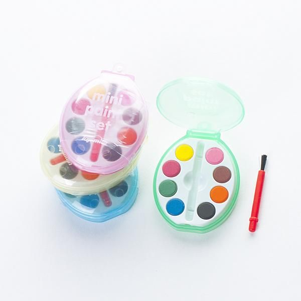 Your little artists will love getting creative with these Color Paint Sets…