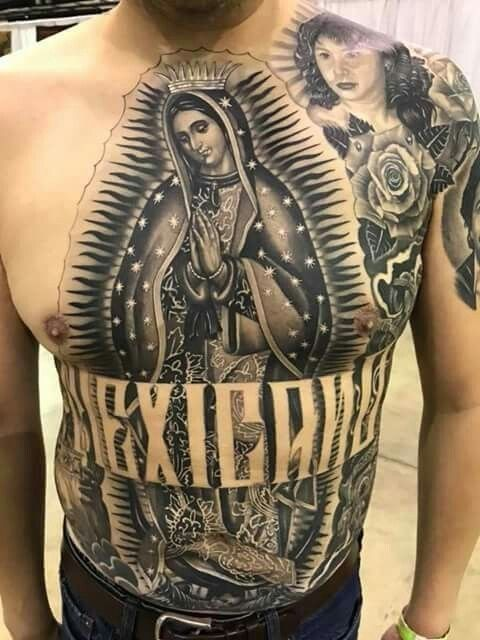 90 Chicano Tattoos For Men - Cultural Ink Design Ideas