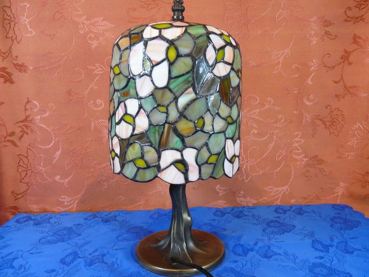 Duża Lampa Tiffany PIĘKNA!