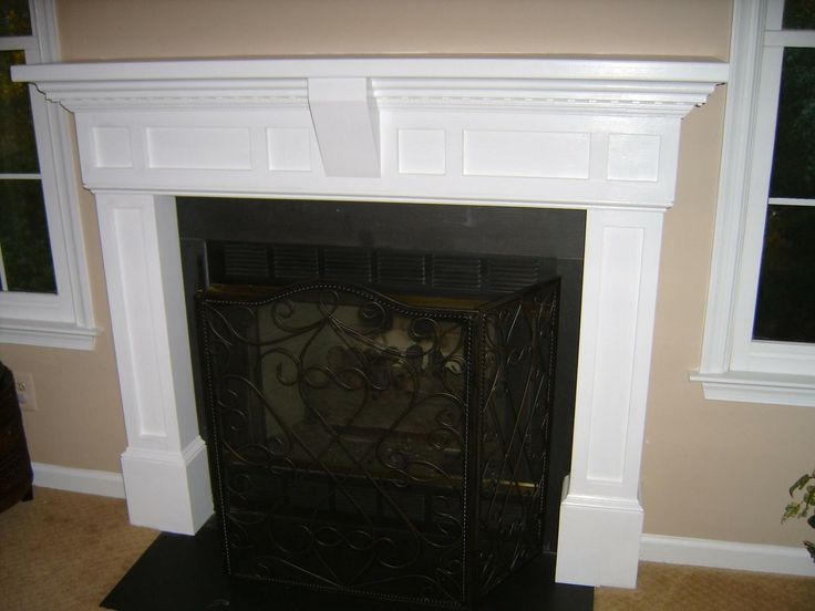 fireplace mantels | Custom Fireplace Mantel by Sdg Home Solutions | CustomMade.com