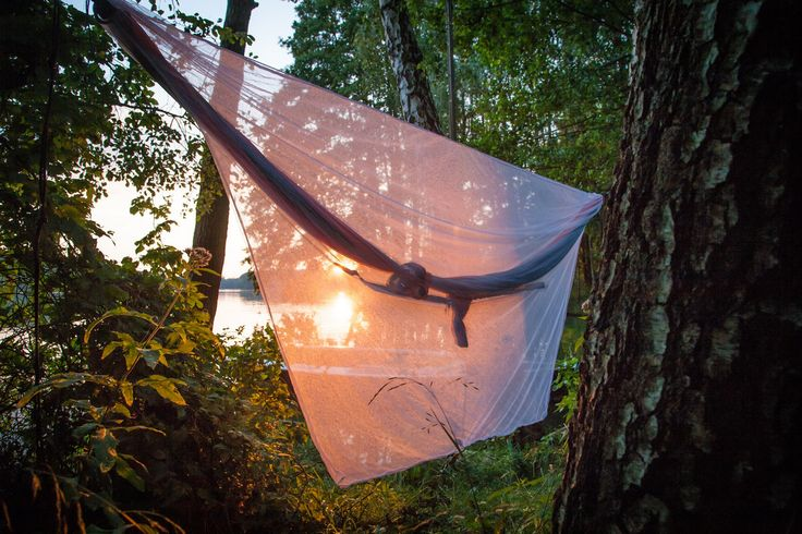 Ticket to The Moon #hammock with  360 mosquito net