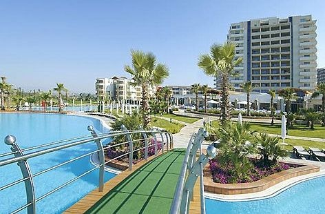 Barut Hotels Lara Resort & SPA Türkei, Lara