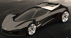 Ferrari World Design Contest Finalist Samir Sadikhovs Xezri Supercar Concept …   – Spaceship Designs