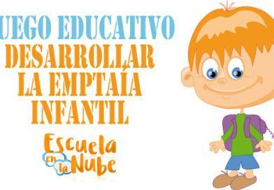La empatía en los niños. 3 Juegos para desarrollar la empatía