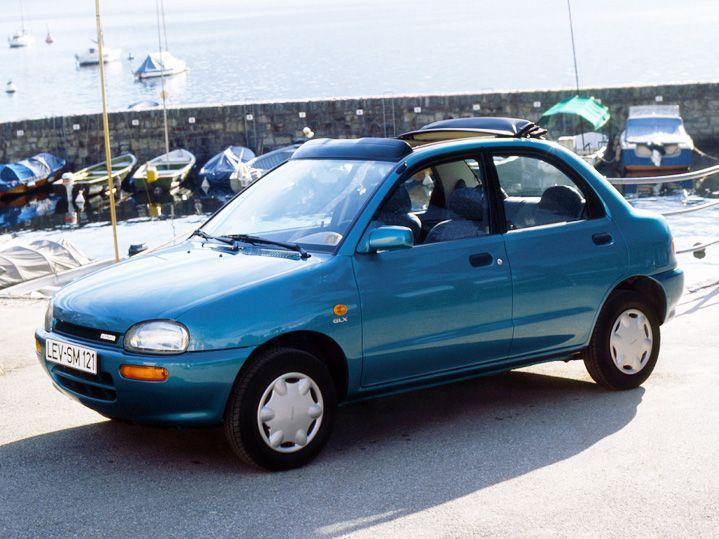 1991-1995 mazda 121 | cars from mazda | pinterest | mazda and cars