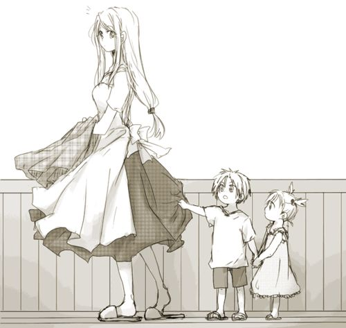 17 Best images about Elric Family on Pinterest | Kid, Dads ...