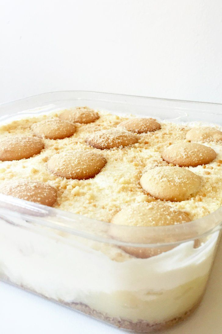 Introducing Your New Favorite Banana Pudding, Courtesy of Patti LaBelle