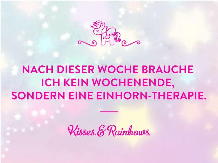 Du bist das Einhorn unter den vielen Ponys? Dann besuch doch mal meinen Shop! https://shop.spreadshirt.de/KissesAndRainbows