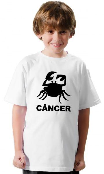 Camiseta Cancer - Loja de Camisetas|CamisetasEraDigital #câncer