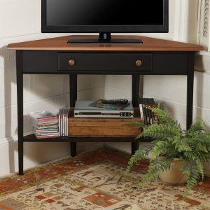 Shaker Style Corner Tv Cabinet