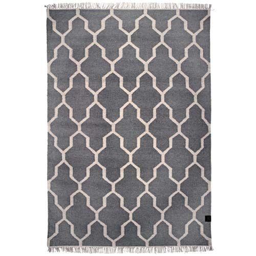 ullmatta tangier Titanium matta plädar trasmattor handvävda mattor tuftade mattor gångmattor runda mattor stora mattor mönstrade mattor enfärgade mattor