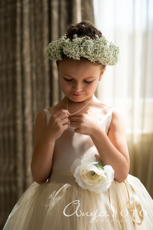 Flower Girls anyafoto.com #wedding #flowergirls, flower girl dress ideas, flower girl dress desings, flower girl dresses, cream flower girl dresses, lower girl crown ideas, flower girl crown desings, flower girl crown, white flower girl crown