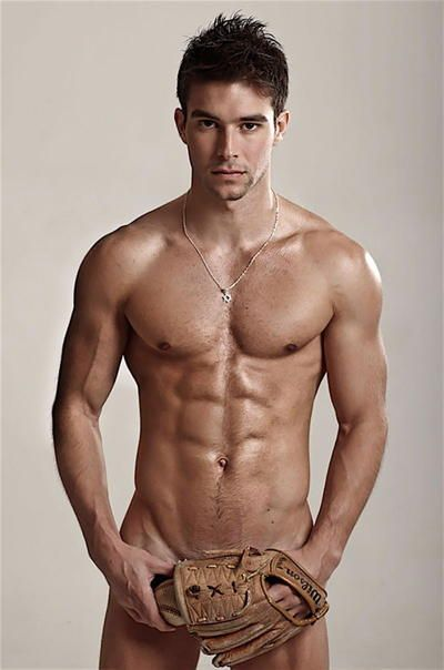 Hot Guys Nude: Baseball