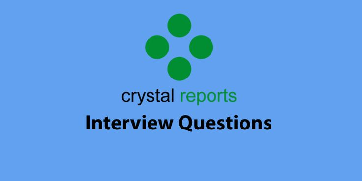 Prepare to ace your SAP Crystal Report Job interview! Get interview-ready with most popular Top 25 SAP Crystal Report Interview Questions and Answers.