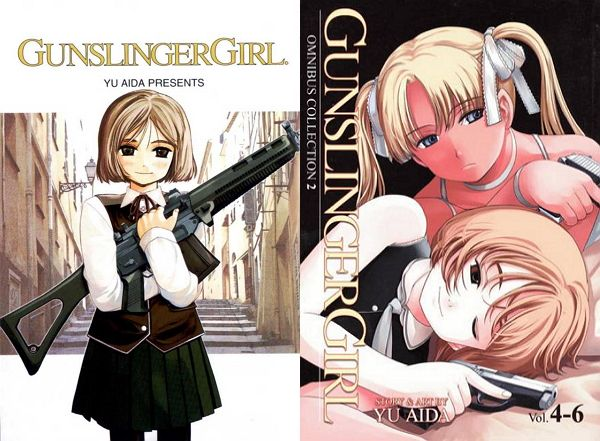 Yu Aida (Gunslinger Girl)