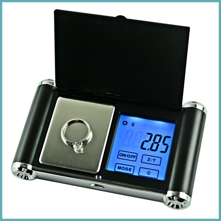 200g x 0.01g Mini Diamond Pocket Scale Portable Electronic Digital Jewelry LCD Touch Screen Scale Weight APTP447