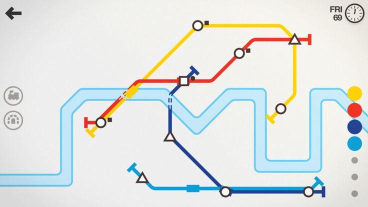Mini Metro v1.0.11  Unlock Apk Mod  Data http://www.faridgames.tk/2016/10/mini-metro-v1011-unlock-apk-mod-data.html