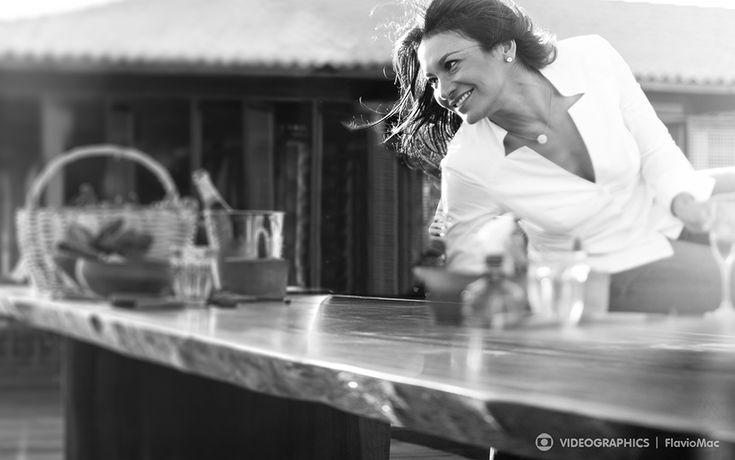 Dira Paes foi um dos destaques de Amores Roubados | cliques da abertura de #AmoresRoubados | TV Globo |