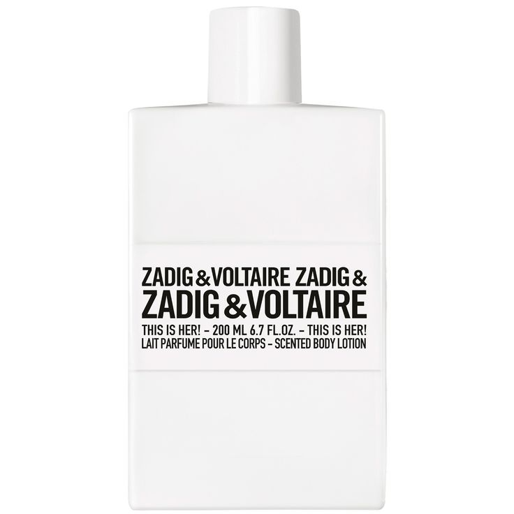 Christmas presents for every budget: Zadig & Voltaire - This Is Her! parfume.