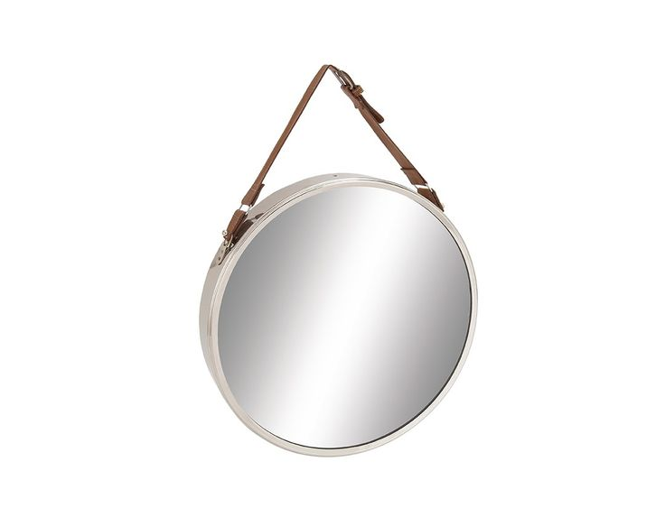 85 best miroirs images on pinterest for Miroir rond corde