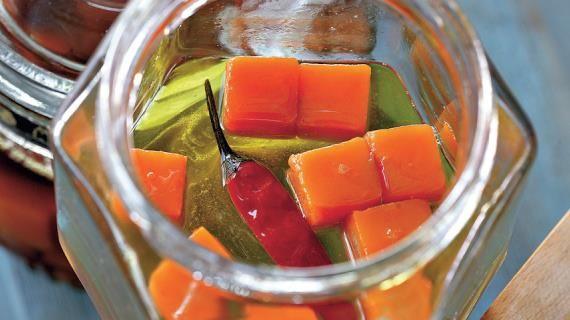 Острая морковь в масле. Пошаговый рецепт с фото на Gastronom.ru