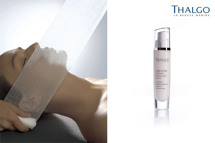 Ο ορός SILICIUM CONCENTRATE της Thalgo, ενυδατώνει λειαίνει και γεμίζει βαθιές ρυτίδες και γραμμές, δινοντας αίσθηση lifting στο περίγραμμα του προσώπου και συμβάλλοντας στην εντατική αναδόμηση της επιδερμίδας. Find it at LASER Beauty Clinic!