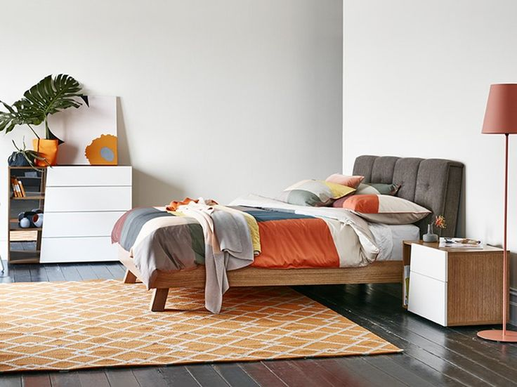 Dusk Quattro Queen Bed Frame