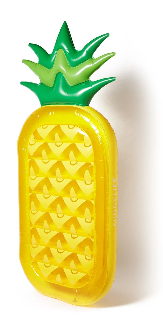 SunnyLife Inflatable Pineapple Raft | SHOPBOP