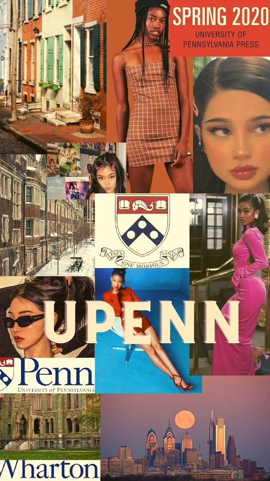 UPenn Mood Board Upenn, University of pennsylvania, Mood