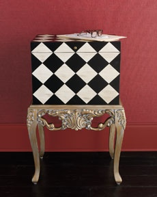 harlequin: Decor, Dream, Filing Cabinets, Horchow, Boxes, Checkered File, Photo