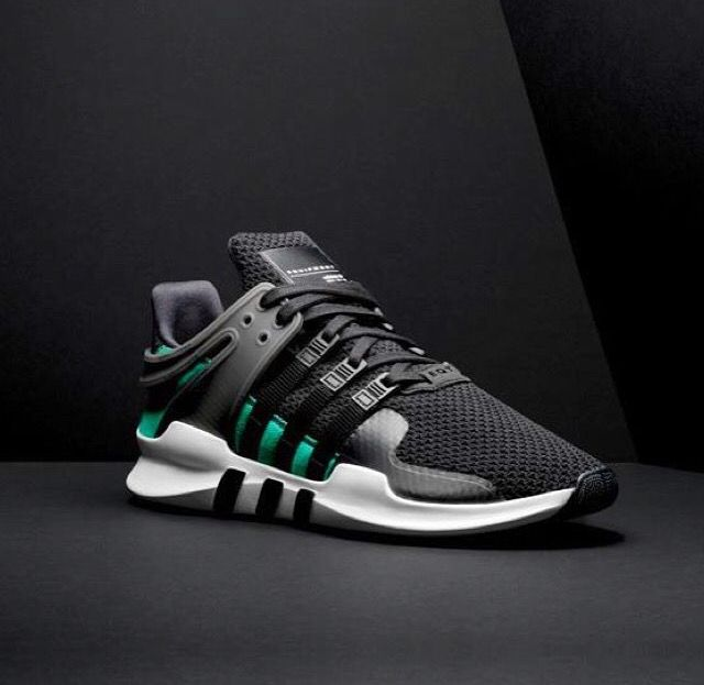 The EQT ADV celebrates 25 years of adidas Equipment – in the familiar green  and black OG colours, paramount functionality is still at the heart of this  ...