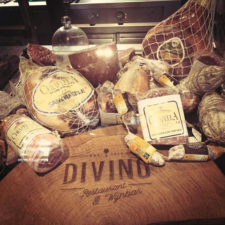restaurant Divino (Hapert). Ontwerp: Rein Rambaldo (De Horeca Fabriek)