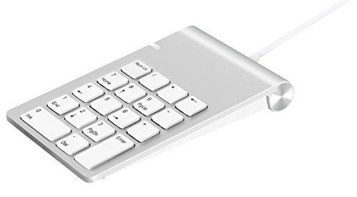 Nuova offerta in #ce : Alcey Tastierino numerico per iMac MacBook Air MacBook Pro MacBook Mac Mini PC e Portatile a soli 22.09 EUR. Affrettati! hai tempo solo fino a 2016-09-09 23:29:00