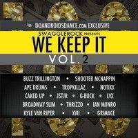 Ape Drums Ft. Gappy Ranks - Baddest | We Keep It Vol. 2 by Ape Drums on SoundCloud