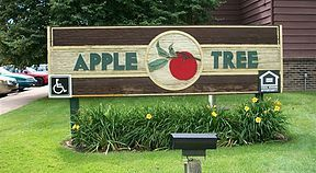 Apple Tree Apartments low income apartments