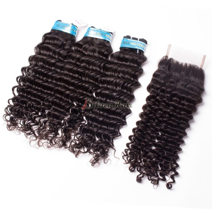 3 Bundles Peruvian Virgin Hair And Closure Deep Wave Best Human Hair Best Human Hair Extensions ON SALE!! http://www.belacahair.com/ ★★Up to 25%-50% OFF ★★US$10 OFF COUPON on order over $99 ★★US$20 REWARD sharing #latesthair ★★FREE GLOBAL SHIPPING Whatsapp: +86 15002013206 Email: sales@belacahair.com #belacahair #HairExtensions #WeaveHair #ExtensionsRemy #ExtensionsSale #HairWeaves #Closure #Frontals #Wigs #Lacewigs #VirginHair #BrazilianHair #PeruvianHair #MalyasianHair #IndianHair…