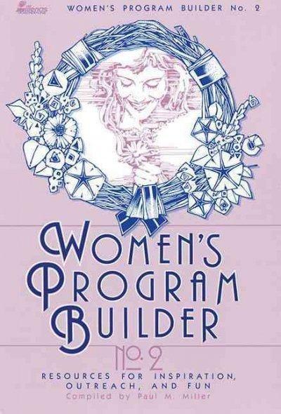 Women's Program Builder 2