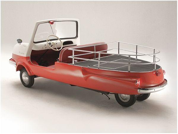 1963 Bambi Pickup Sporty |