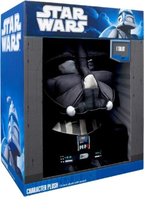 "Star Wars - Darth Vader 15"" Talking Plush"