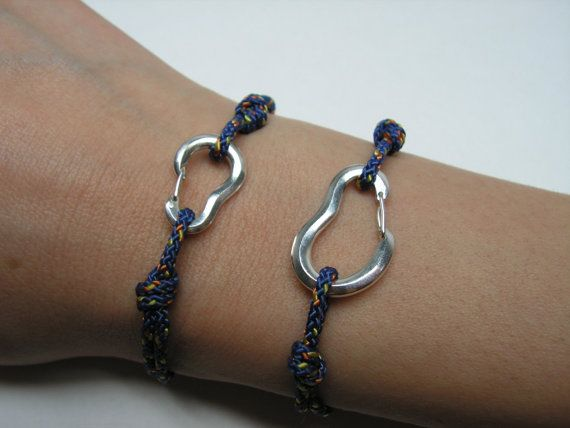 Bracelet with Fully Functional Climbing by CocoClimbingJewelry