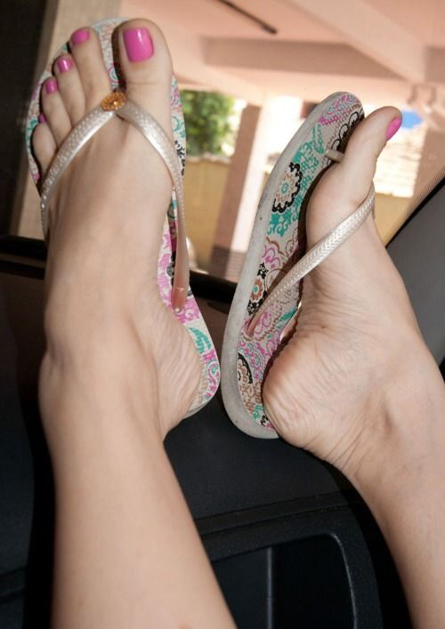 Sexy reife Füße — 13