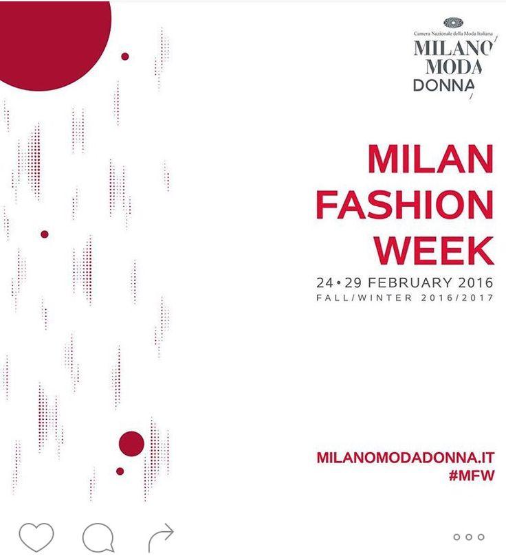 Waiting MILANO Fashion Week #MFW