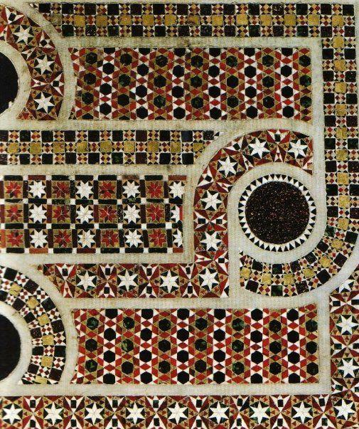 Norman Mosaics