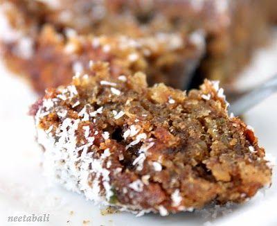 quinoa cake | food | Pinterest