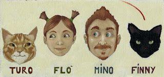 Giacomo Garelli Illustratore: Flora's revenge