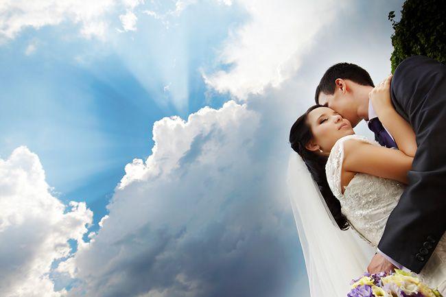 Свадебная фотосессия как маленький праздник большого торжества ...