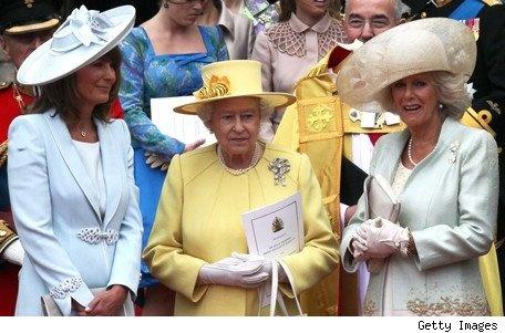 Si hay algo que distingue a los ingleses es su buen gusto para los sombreros y pamelas