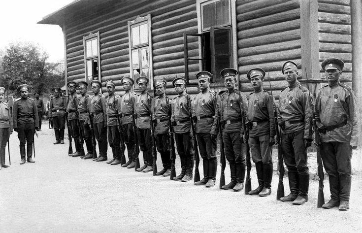 Первые воинские награды за смелость и доблесть, 1914 г.